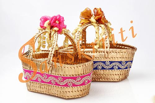 Palm Leaf - Wedding Packaging in chennai, Trousseau Packaging in