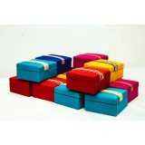 Multicolored Bangle Boxes