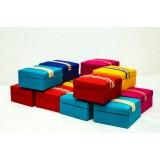 Multicolored Bangle Boxes